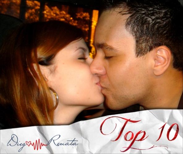 Top10 - Diego e Renata